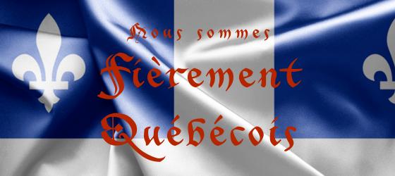Fièrement Québécois